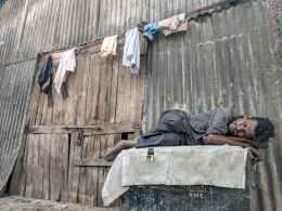 Bienaventurados los pobres. PatxiLoidi.